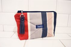 Cosmetic bag pouch pencil pouch beauty bag by imolabynoemiimola