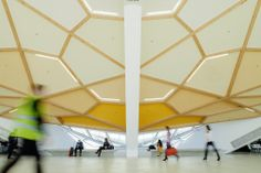 Kutaisi 'King David the Builder' International Airport / UNStudio