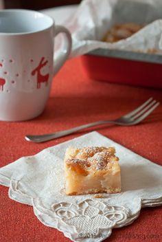 Torta Tang Zhong alle mele e cannella (senza uova)