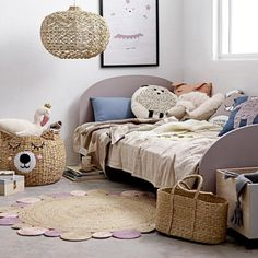 Bloomingville Mini Bear Storage Basket - Beaumonde