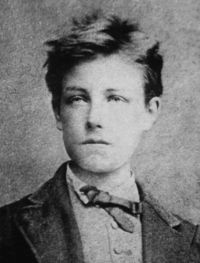 retrato de Rimbaud 1871