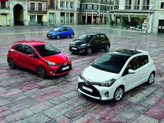 Toyota Yaris - Small Practicality at its best : For more details visit http://www.toyotaenginesandgearboxes.co.uk/category/toyota-yaris/