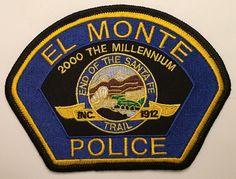 El Monte PD Calif 2