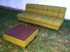 Mid century modern morris futorian pearsall style sofa table ottoman set rare  #MidCenturyModern #morrisFutorian
