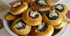 This kolacky dough recipe uses only three ingredients: cottage cheese, butter, and flour. There are no eggs or leavening agents in the dough. Pastry Recipes, Cookie Recipes, Dessert Recipes, Kolaczki Cookies Recipe, Polish Kolaczki Recipe, Czech Recipes, Slovak Recipes, Ukrainian Recipes, Gastronomia