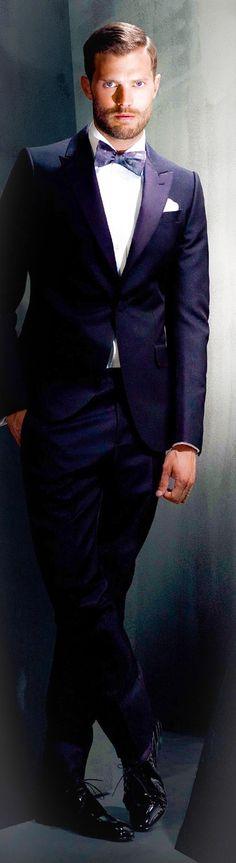 Jamie Dornan is Christian Grey