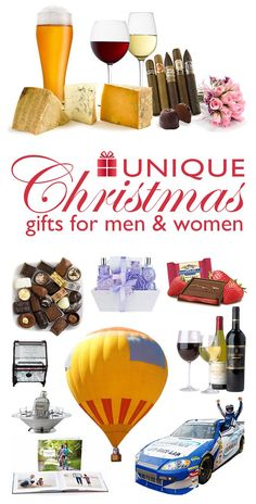 Best List of Unique Gifts for Christmas. Unique Experience Gifts, Club Gifts, Best Photos Gifts and Christmas Chocolate Gifts Creative Christmas Gifts, Cheap Christmas Gifts, Christmas Gifts For Mom, Homemade Christmas Gifts, Gifts For Family, Christmas Diy, Christmas Christmas, Holiday Fun, Christmas Decorations