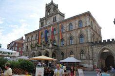 Weimar - Rundgang durch die Fußgängerzone