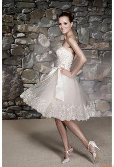 Vestidos de noiva Lisa Donetti 70108 2012