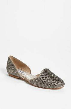 Steve Madden 'Vamp-R' Flat available at #Nordstrom. Just got mine in the mail today.