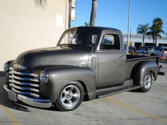 custom interior for 1949 chevy pickup | 1949 chevy truck lowered 350 custom same as 1947 1948 1949 1950 1951 ...
