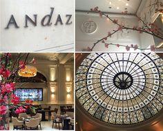 Global Inspiration Design Andaz London - an Eastern London gem - Global Inspiration Design