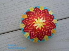Paula's woven star side 2 :: temarichallenge, yahoogroups