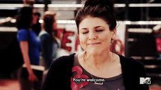 "Remember, there is NOTHING bitchier than a perfect ""You're welcome."" 