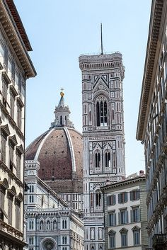 Florence Italy is where the Renaissance began! Here came to life the idea of cultural rebirth. This city was the foundation for many amazing paintings and architectural designs to come.