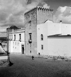 Palacio Cadaval - Evora - Portugal ( retirado da net )- foto antiga.