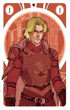Jaime Lannister - Game of Thrones - Simona Bonafini
