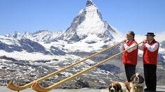 Folklore Summer in Zermatt - Switzerland Tourism