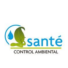 Logo de clase Isologo - Realizado para empresa de Control de plagas en Madrid.