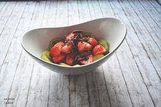 """""""Guter-Morgen""""-Frühtsück für jeden Tag – Chia-Pudding mit Erdbeeren und Kiwi   http://zartbitterfoodblog.net/2015/05/08/mein-guten-morgen-fruhstuck-chia-pudding/  #food #foodblog #foodinspiration #chiapudding #chiasamen #chia #breakfast #goodmorning #inspiration #foodinspiration #foodlove"""