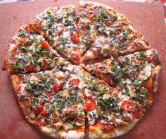 Jeffrey and Juli cook: Adventures in Iowa: Excellent Easy Pizza Sauce