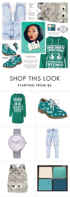 """Rosegal: Beautiful Green"" by defivirda ❤ liked on Polyvore featuring Anya Hindmarch and Tom Ford"