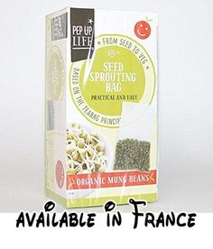 B0758NP36D : Pep Up Life | Organic Mung Beans | 2 x 10 x 80g. Organic Mung Beans. Vegan. Organic. Known Barcodes: 9120068270342 9120068270342