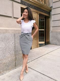 08 Trendy Business Casual Work Outfit for Women