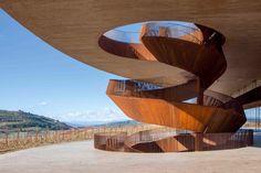 Fattoria Antinori #wine #architecture #italy