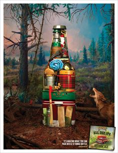 Founders Brewing: All Day Camping