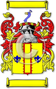 Family Crests and Coats of Arms by House of Names - Merrill