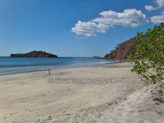 Playa La Penca, Costa Rica en Tempate, Santa Cruz, Guanacaste: informacion, ubicacion, mapa con direccion, coordenadas para GPS, como llegar en autobus o avion, fotos y video.