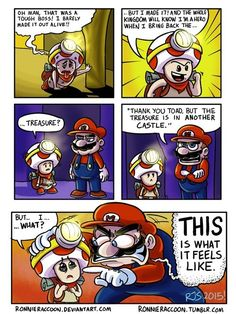 "Funny memes that ""GET IT"" and want you to too. Get the latest funniest memes and keep up what is going on in the meme-o-sphere. Video Game Logic, Video Games Funny, Funny Games, Games Memes, Mario Funny, Mario Comics, Mario And Luigi, Super Mario Bros, Super Mario Memes"
