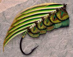 Fishing Fly Name: Java Scimitar
