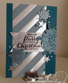 Stampin' Up! Flurry of Wishes, Super102