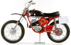 Hodaka lika Squirt moottori pyörä
