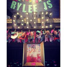 """#Ryleeisone #partymadepretty #etsy #custom #customparty #flamingoparty #flamingo #marqueeletters #phototimeline #cakesmash"" Photo taken by @partymadepretty on Instagram, pinned via the InstaPin iOS App! http://www.instapinapp.com (10/11/2015)"