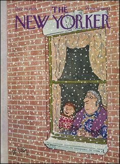 William Steig - The New Yorker - 14 décembre 1968