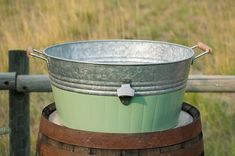 Mint Drink Tub Vintage Accessories, Decorative Accessories, Beverage Tub, Mint, Drinks, Drinking, Beverages, Drink, Beverage