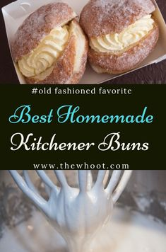 Kitchener Buns Recipe Better Than The Bakery