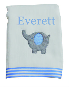 Designed with fabulous color combinations and funky prints, making a fashion statement while handling any mess baby throws your way.  These are the softest, most absorbent burpies available to protect baby's delicate skin. A Little Bit Of This Elephant Boy Burp Cloth. Click the image to get more information about the product, including personalization options, at our online store!
