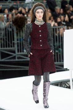 Chanel осень-зима 2017/2018 Париж. Обсуждение на LiveInternet - Российский Сервис Онлайн-Дневников