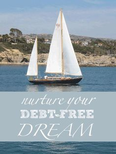 You want to get out of debt and work hard at it. But sometimes, it feels like you're getting nowhere fast. That's exactly when it's most important to nurture your debt-free dream. http://www.thedebtmyth.com/nurture-your-debt-free-dream/