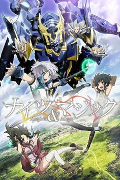 Crunchyroll - Knight's & Magic Full episodes streaming online for free