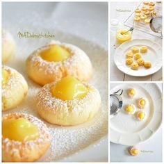 Lemon Curd Cookies Easy Video Tutorial