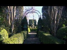 ▶ Formal Garden Design   At Home With P. Allen Smith - YouTube