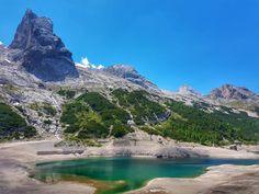 Ich verrate dir wo du die schönsten Seen und Berge in Südtirol findest!