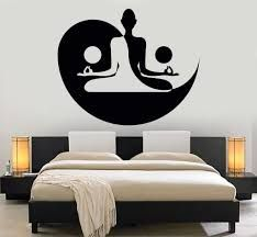 Image result for meditation wall decals