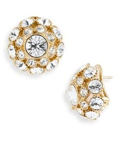 Saw these Kate Spade earrings today and it was love at first sight.