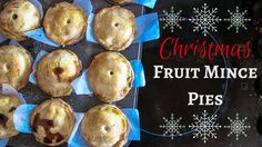 I have probably said this before, but I absolutely love Christmas. These Christmas Fruit Mince Pies are the absolute best at this time of year! Fruit Mince Pies, Breakfast, Christmas, Life, Food, Morning Coffee, Xmas, Fruit Tartlets, Eten